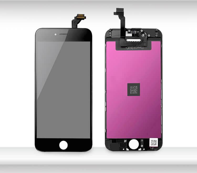 AAA + tianma full screen voor iphone 6 lcd, voor iphone 6 screen vervanging, 6 screen voor iphone touch