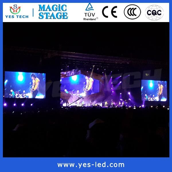 Justin Timberlake Concert China Suppliers 6mm Smd Led Outdoor ...