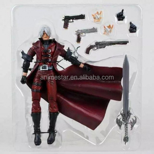 Neca Devil May Cry Action Figure 7""
