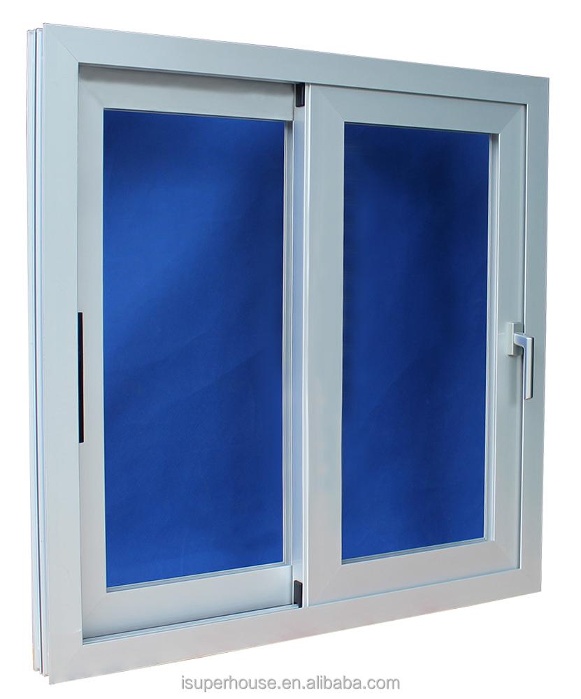 High quality sliding glass reception window automatic