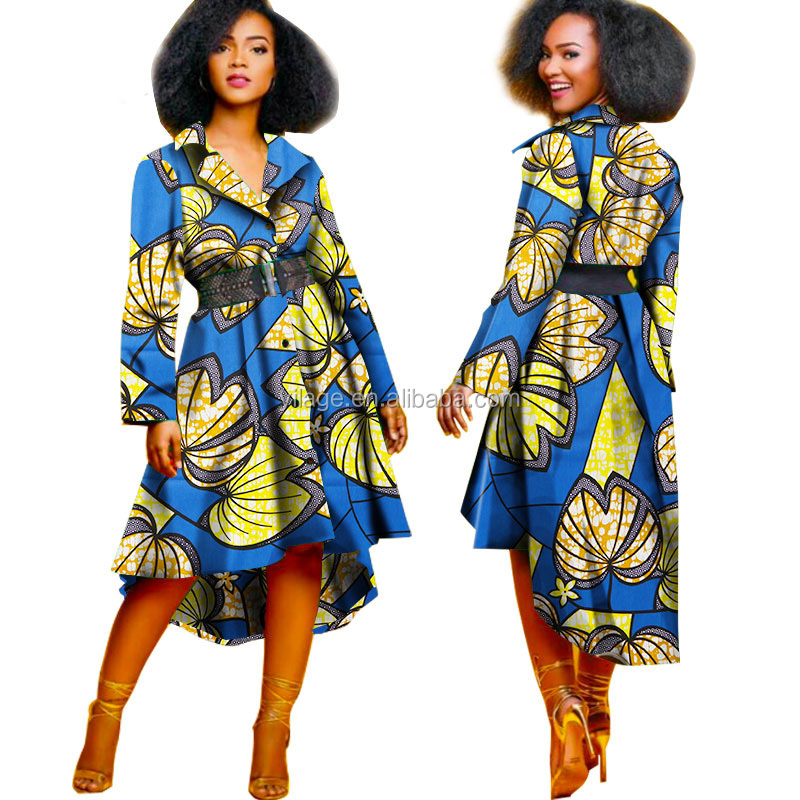 Good Quality Traditional African Dress Long Sleeve African