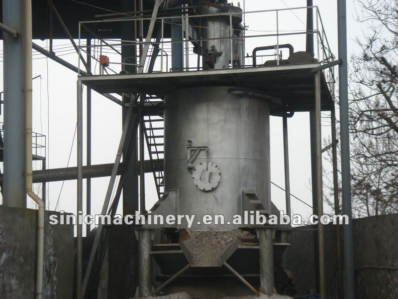 high efficency coal gasifier