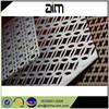 Mordren style heterotypic hole decorative aluminium perforated mesh