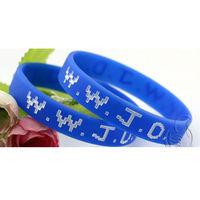 OEM/ODM customized silicone wristband