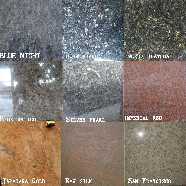 Hot Selling Indian Granite Imperial RedRed Colors