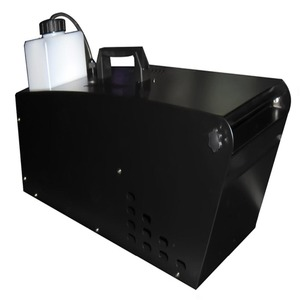 Intelligent Stage Fog Machine 1200w Dmx512 Haze Machine With Dmx Remote Control And Wire Control For Making Smoke Effect