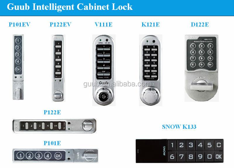 Guub Public Locker Lock Digital Locker Lock P152 With Keypad - Buy ...