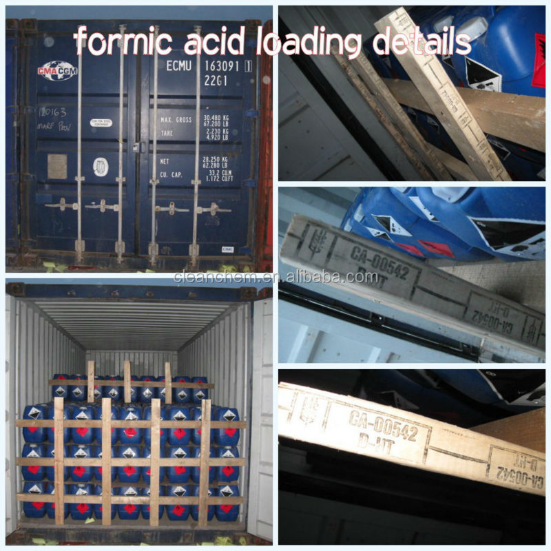 Formic acid 85% specification producer
