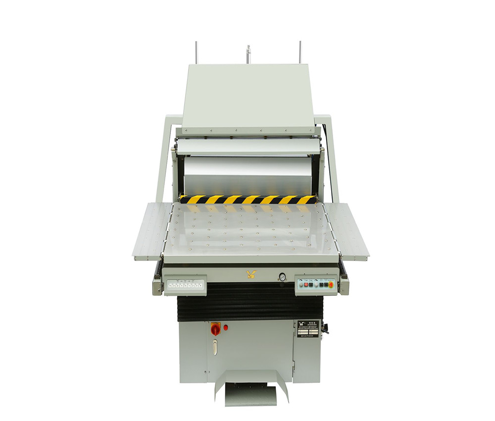 Automatic Paper Jogger machine With Air Removal