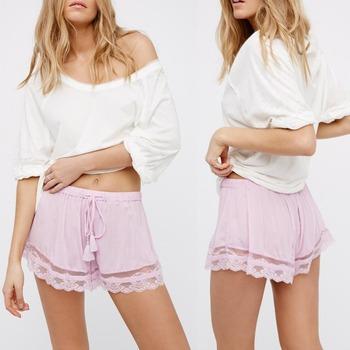 Sexy sleep shorts