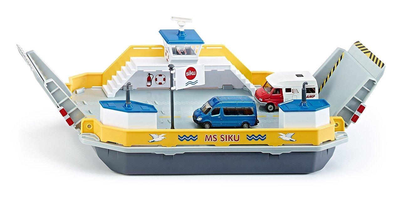 1:50 Scale Siku Super Car Ferry Model Vehicle - Siku