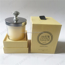 Recyclable Feature and Gift&Craft Industrial Use decorative candle packaging box