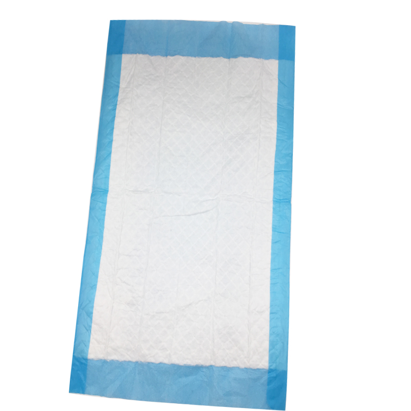 Blue Medical Disposable Underpad, Disposable Nonwoven UnderPads