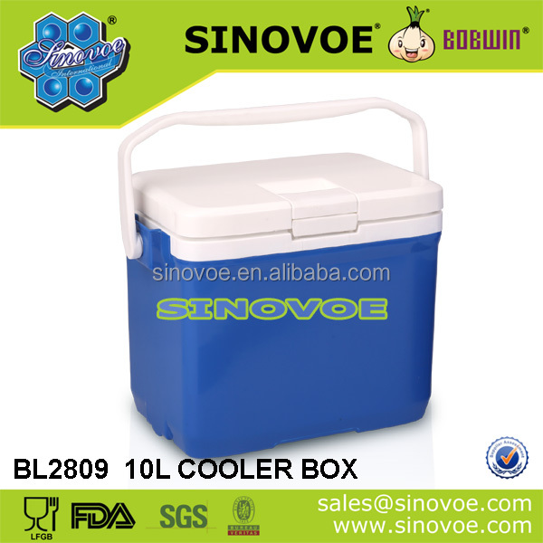 10L portable personal cooler playmate personal sized cooler box