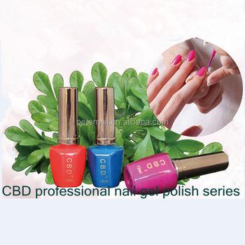 New Arrival Cbd Uv Gel Polish Fashionable Home Gel Nail Kits - Buy ...
