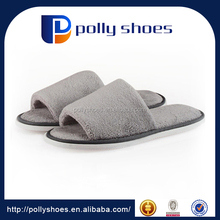 wholesale Cotton Terry Towel Bedroom Slippers Disposable Hotel Slipper