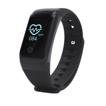 Heart Rate Smart Bracelet Getfit 2 0 Fitness Tracker Wrist Band Pedometer Sleep Monitoring