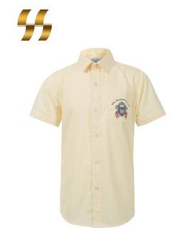 eed4a5ec 2017 new design short sleeve boys shirt high school uniform cute cool  casual formal clothes sex
