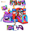 Happy Hop Inflatable Bouncer 9022--Fancy Dragon Air Castle