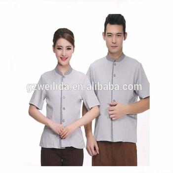 Topic hotel staff uniform theme