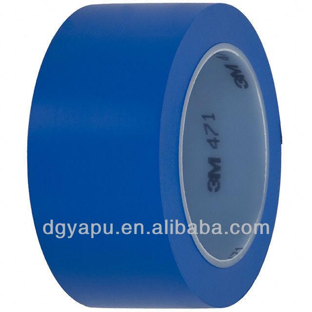 3m Warterprrof Pvc Vinly Flooring Mark Adhesive Tape 471 Blue ...
