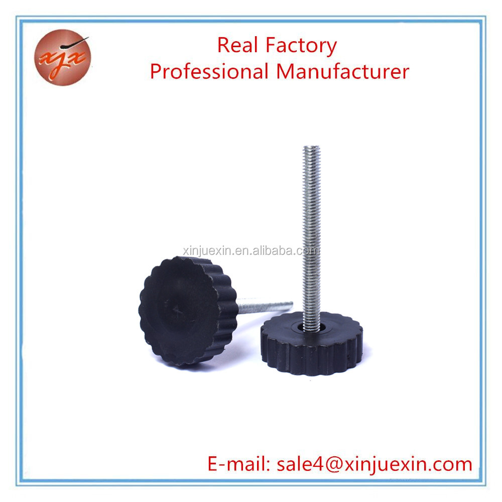 Protective Shock Absorb Plastic Injection Feet for Table Legs