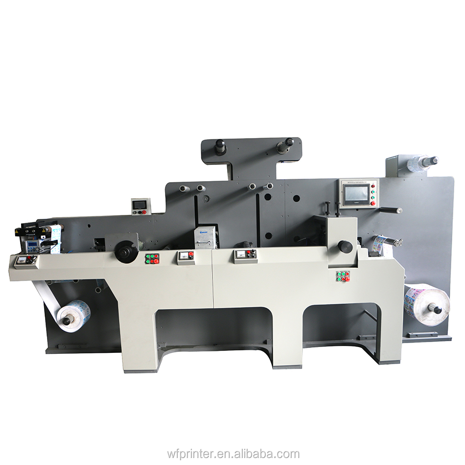 specialized machinery and equipment 2017 haotian rotary die cutting machine in Pune