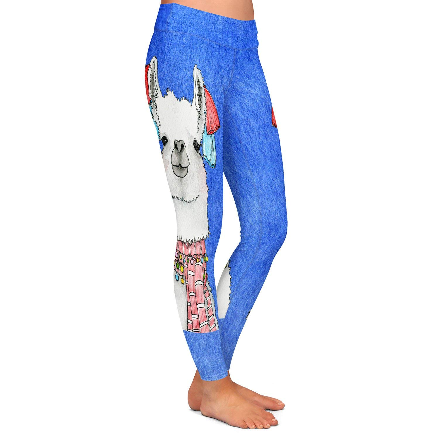 Athletic Yoga Leggings from DiaNoche Designs by Marley Ungaro Every Great Dream
