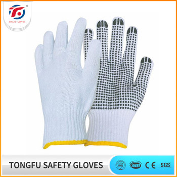 Pvc Dotted Glove Factory Customize Pvc Dotted Cotton Working Gloves  Importers In Usa Worker's Factory Work Glove - Buy Pvc Dotted Glove,Factory  Work