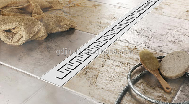 Bathroom Floor Drain Types : Linear floor drains gurus