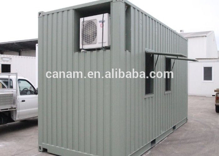 20ft Shipping Container With Air Conditioner Systems And