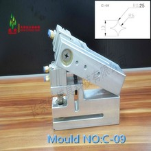 High Speed Automatic Pneumatic Corner Rounder Punch for Foil Bag