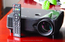portable HDMI LED home Multimedia digital projector beamer