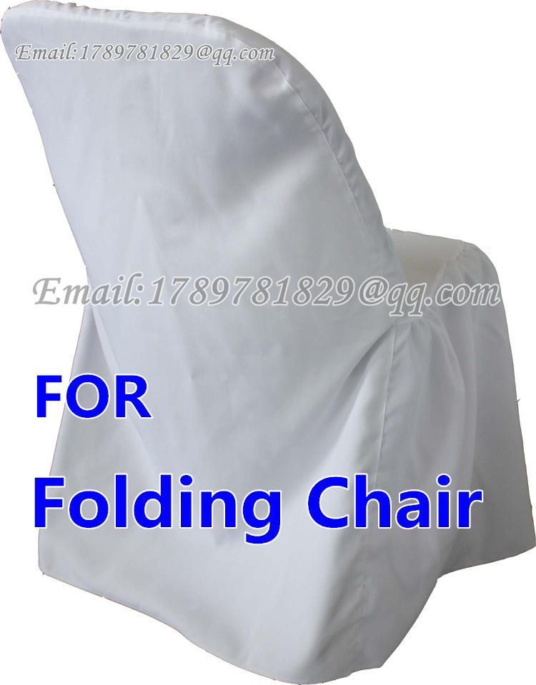 Cheap White Wedding Chair Cover Fancy Folding Chair Cover