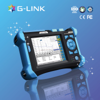 G-LINK handheld OTDR equal to exfo Optical Reflectometer testing