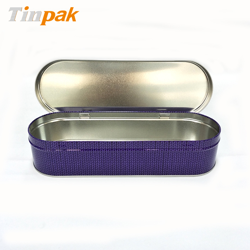 Empty metal cadbury chocolate box for gifts Canada