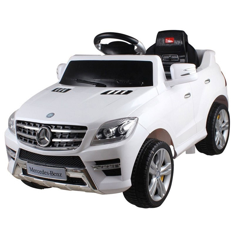 Hot selling 6 Volt kids Ride-on Car toy Mercedes-Benz ML350 with License