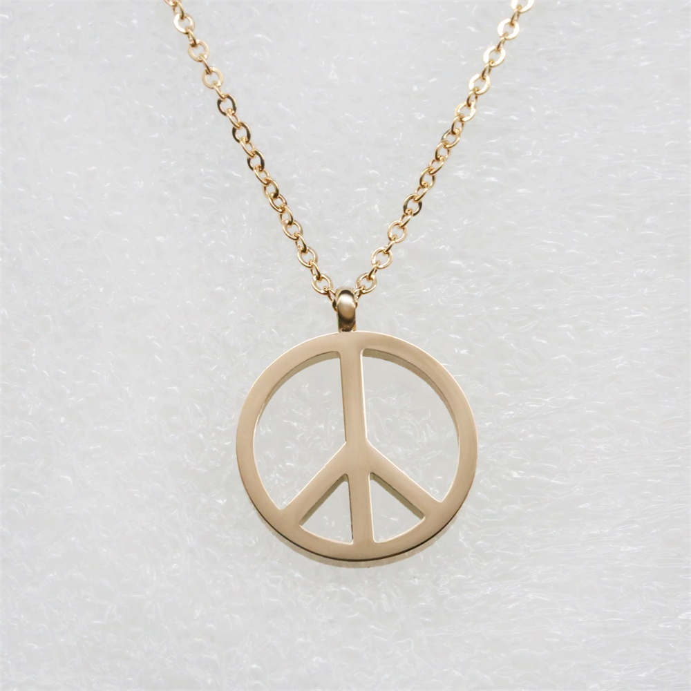 New arrivals 2018 stainless steel peace pendant necklace peace sign new arrivals 2018 stainless steel peace pendant necklace peace sign jewelry for women buy peace sign jewelry for womenpeace pendant necklacehigh quality buycottarizona Gallery