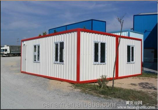 Prefabricated Mobile Houses / Recycled Modular Homes / Dome Depot Prefab Homes