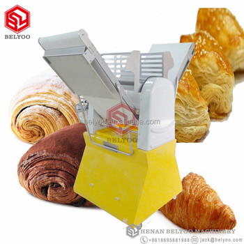 Chinese suppliers dough sheeting machine stainless steel puff pastry dough sheeter machine