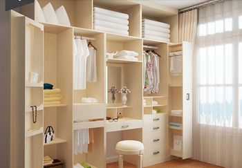 Walk In Closet Colors Advanced Customization Wardrobe Cabinets
