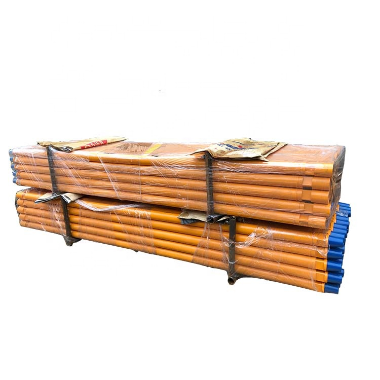 42mm 60mm 68mm 76mm 89mm TH drill rod drill pipe
