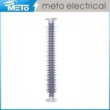 Made in china Meto Electrical 110 KV high voltage heat conductors and composite station post insulator