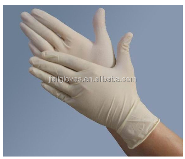 Latex Glove Medical Exam Disposable Powder Free