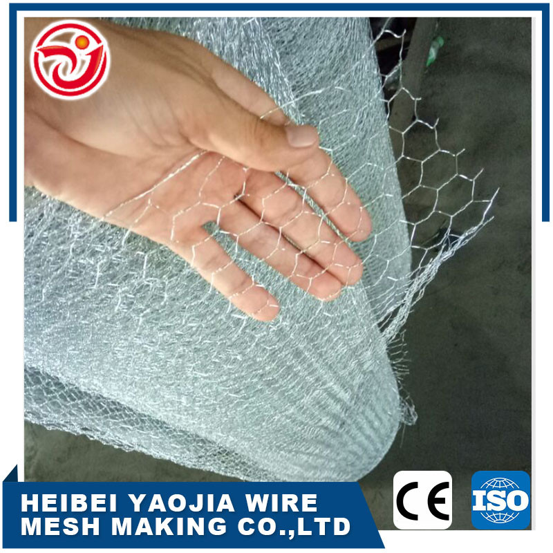 Stainless Steel Soft Annealed Binding Iron Hexagonal Wire Netting ...