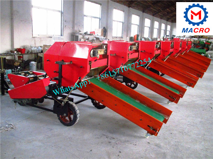 Animal Feeding Fiber Press And Packaging Baler Machine on sale