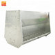 animal farm auto double sided stainless steel pig feeder