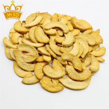 vacuum fried peach chips