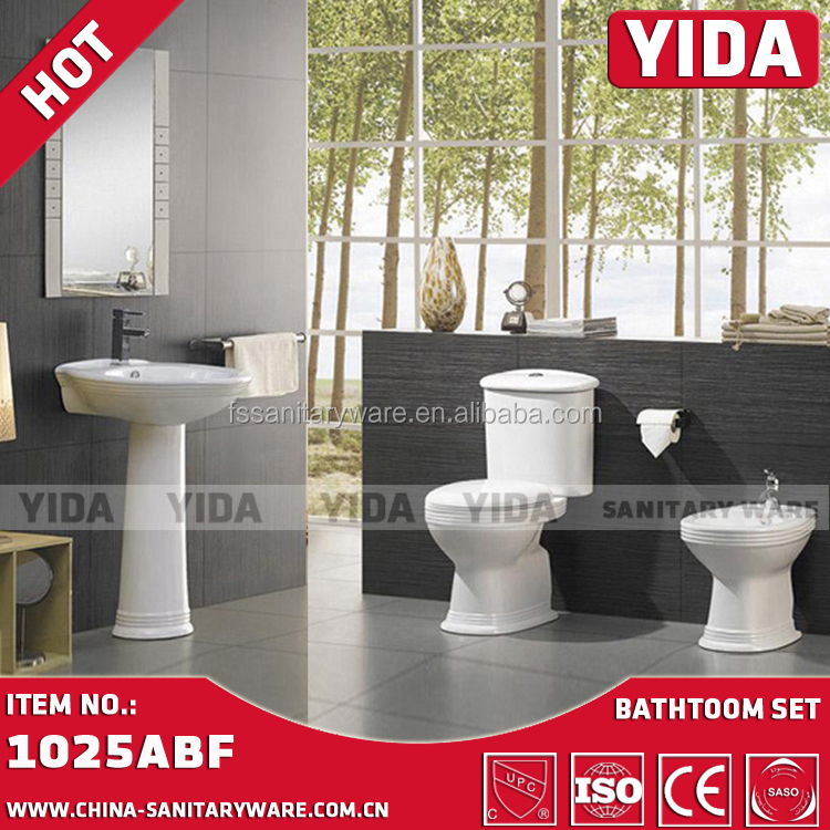 wholesale complete ceramic bathroom set,chaozhou bathroom sanitary ware suites,red toilet