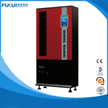 Hot Selling Outdoor Smart Hot Food Vending Machines